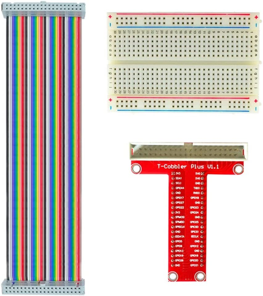 For arduino DIY Same day shipping Module FOR Raspberry Ranking TOP11 GPIO 40P pi kit with B-type