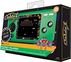 My Arcade Pocket Player Handheld Game Console: 3 Built In Games, Galaga, Galaxian, Xevious, Collectible, Full Color Displa... photo