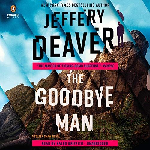 The Goodbye Man audiobook cover art