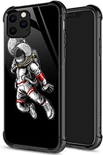 iPhone 13 Pro Max case, Astronaut Dunk iPhone 13 Pro Max Cases for Men Boys, Pattern Design Shockproof Anti-Scratch Organi...