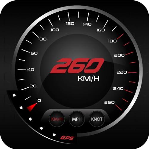 Digital GPS Speedometer Odometer Offline HUD View