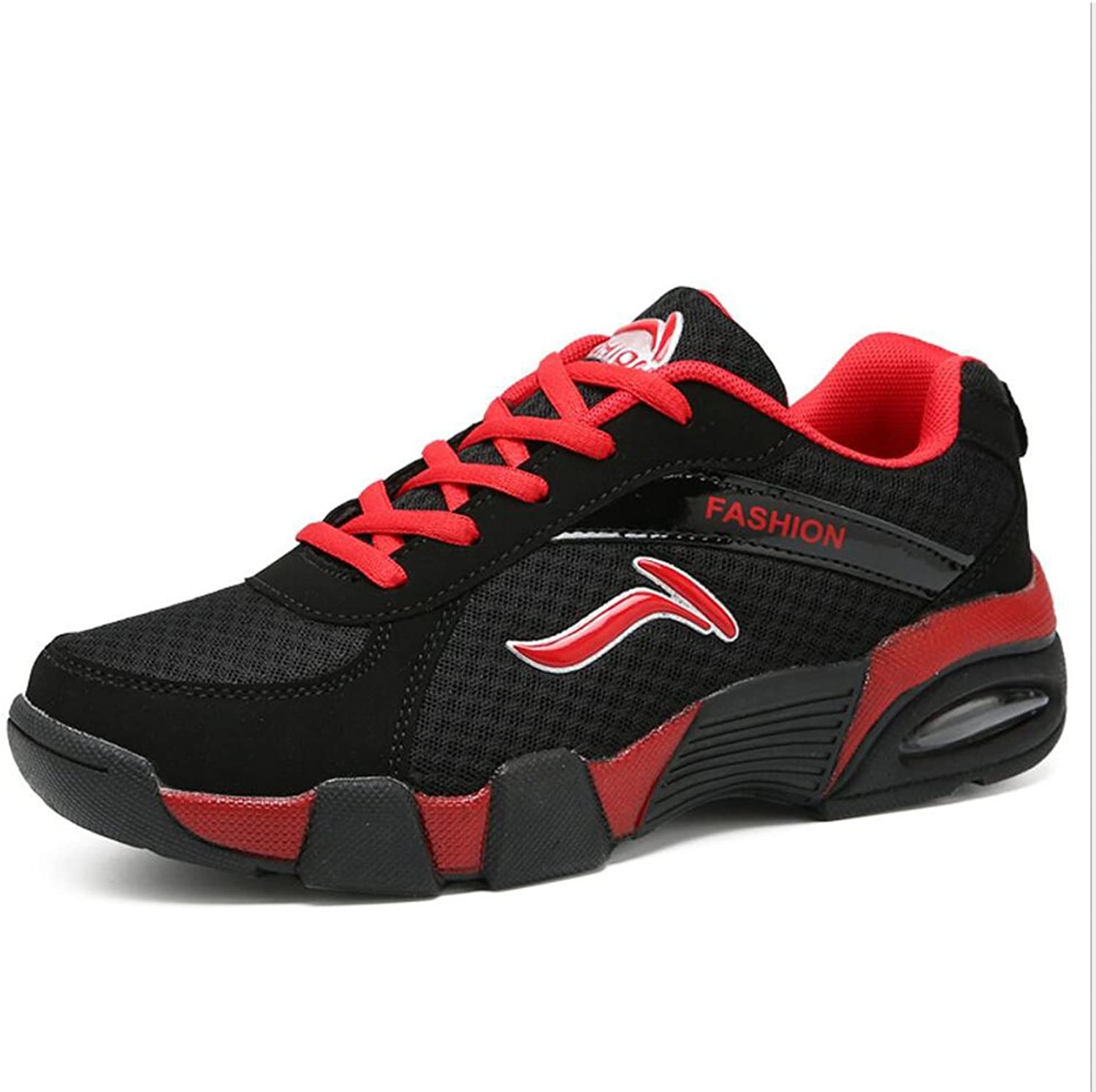 XUE Men's shoes Mesh Spring Fall Low-Top Sneakers Comfort Light Soles Athletic shoes Outdoor Casua Running shoes Lace-up shoes Comfort Walking shoes Hiking shoes Casual Travel (color   C, Size   41)