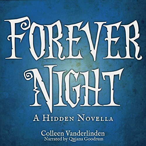 Forever Night audiobook cover art