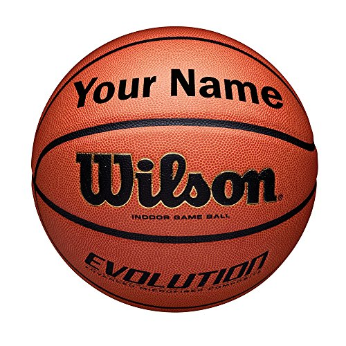 Why Should You Buy Customized Personalized Evolution Basketball Indoor