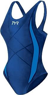 TYR Women's Tracer Light Aeroback Swim Suit