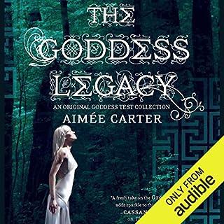 The Goddess Legacy audiobook cover art