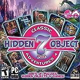 Hidden Object Classic Adventures IV - 7 Great Games - 5 Collectors Editions