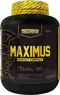 HIPERCALÓRICO MAXIMUS PRETORIAN MUSCLE GAIN CHOCOLATE 3KG