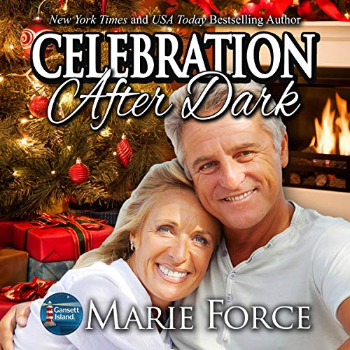 Celebration After Dark: A Gansett Island Holiday Novella     Gansett Island Series, Book 14              By:                                                                                                                                 Marie Force                               Narrated by:                                                                                                                                 Joan Delaware                      Length: 4 hrs and 25 mins     5 ratings     Overall 5.0