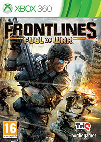 Frontlines Fuel of War [import anglais]