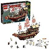 LEGO 70618 The Ninjago Movie Barco de Asalto Ninja (Descontinuado por Fabricante)