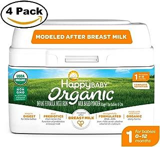 happy tot organic formula