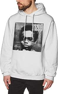 Men's Hoodie Sweatshirt NAS - Illmatic Leisure HoodieWhite Sweater Sport Pullovers Winter Long Sleeve Hoodies