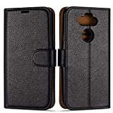 Case Collection Premium Leather Folio Cover for LG K31 Case