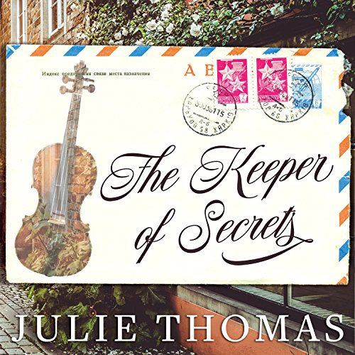 The Keeper of Secrets audiobook cover art