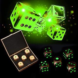 10pcs Sechsseitig Nummer Druck D6 Würfel Rollenspiel Spiele Party Spielzeug Set