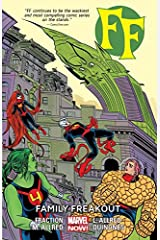 FF Vol. 2: Family Freakout: Family Freakout (Marvel Now) (FF (2012-2014)) Kindle Edition