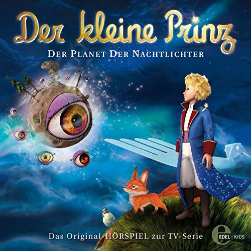Der Planet der Nachtlichter (Der kleine Prinz 9) Titelbild