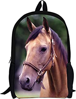 bag with horses on