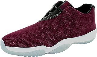Nike Jordan Mens Air Jordan Future Low Bordeaux/Black/Gym Red/White Casual Shoe 13 Men US