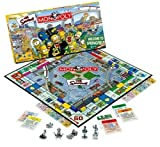 Monopoly Game: The Simpsons Edition