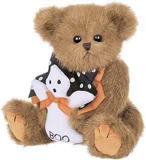 Bearington Beary Scary, Plush Stuffed Animal Halloween Teddy Bear with Ghost, 12 inches