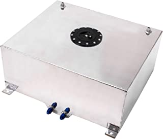 Racing Power R2517X Fabricated Aluminum Fuel Cell (10 Gallons With Sending Unit)