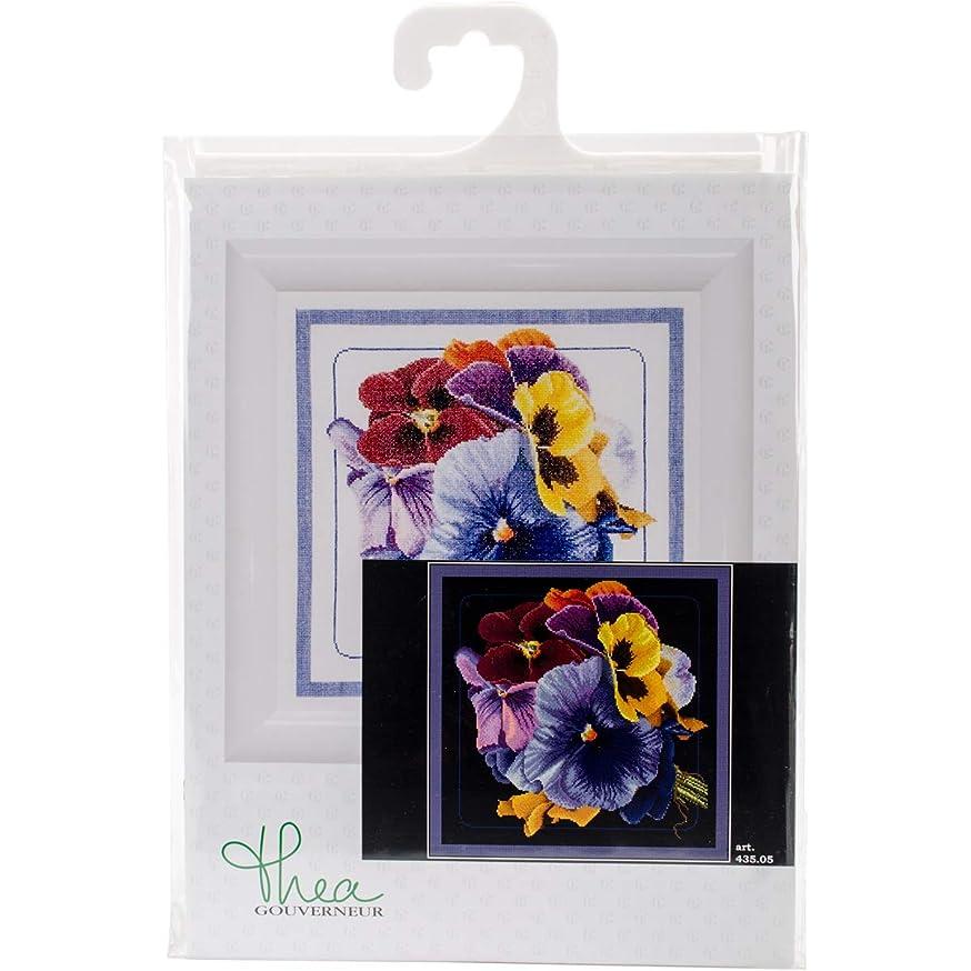 Thea Gouverneur TG43505 Cross Stitch Kit 13.25