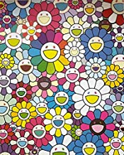 Ultimate Poster Takashi MURAKAMI Flowers Reprint 12x18 inch Rolled