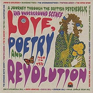 Love Poetry & Revolution   Aey Through The British Psyched