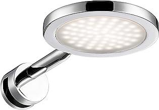 "WOFI Wandlamp ""SPA-Line"", serie: Suri, 1 x LED / 6 W, 10 x 3,4 x 16,7 cm, diameter 10 cm, 3000 K, 430 lm, energie-efficiën..."