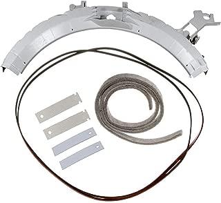 Dryer Bearing Felt Belt Slides Kit that works with GE DCVH515EF0WW