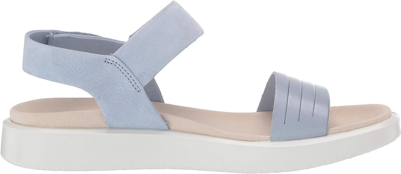 ECCO Flowtw Sneakers voor dames Blauw Stoffig Blauw Stoffig Blauw 51814