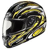 HJC CL-MAXBT II Atomic Bluetooth Modular Motorcycle Helmet (MC-3, Small)