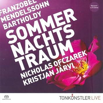 Sommernachtstraum - Mendelssohn Bartholdy Franzobel Sacd