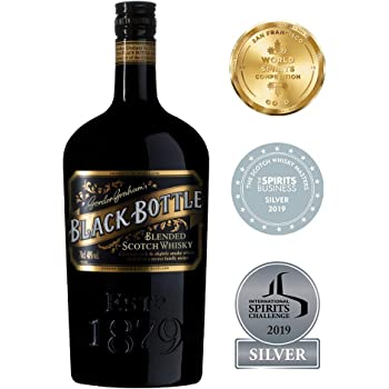 Black Bottle Blended Scotch Whisky, 70cl