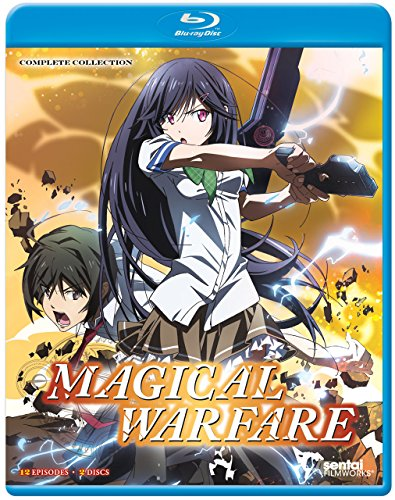 Magical Warfare: Complete Collection [Blu-ray]