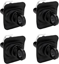KanSmart Bed Tie Down Ring Hooks Fits for Chevy Silverado GMC Sierra 1500 2500 3500 2014-2020, Compatible with 2015-2020 C...