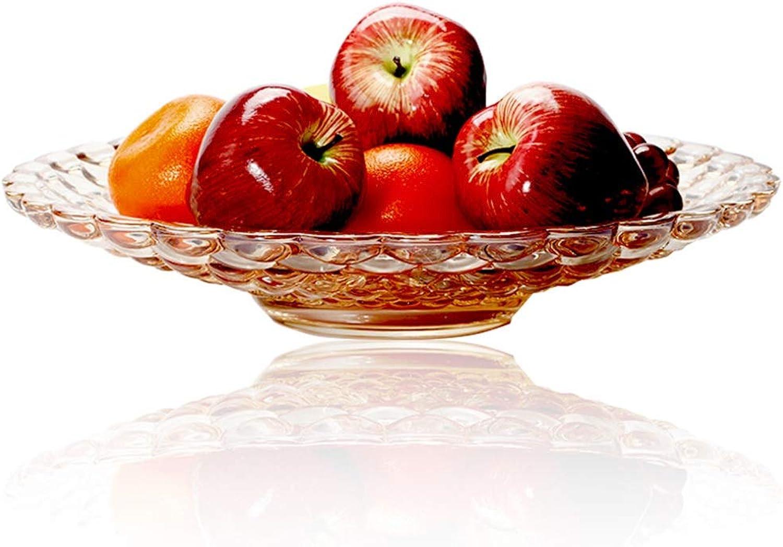 WUYAO Corbeilles de Fruits, Corbeille de Fruits Grand Plat créatif Grande Perle, présentoir de Fruits Cadeau décoration Maison (Couleur   C)