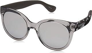 نظارة شمسية للنساء نورونها من هافاياناز، مقاس M، متعددة الالوان (رمادي مخطط)، 52