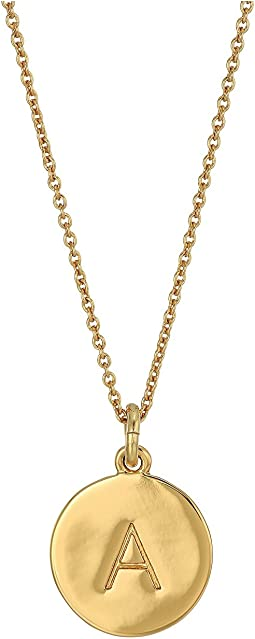 Kate Spade Pendants A Pendant Necklace