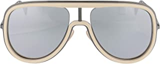 Luxury Fashion | Fendi Mens FFM0068S0BKDC White Sunglasses | Fall Winter 19