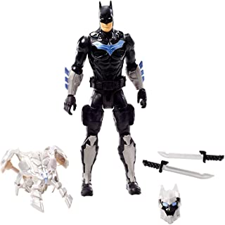 DC Comics Batman Missions Electro Power Batman Action Figure