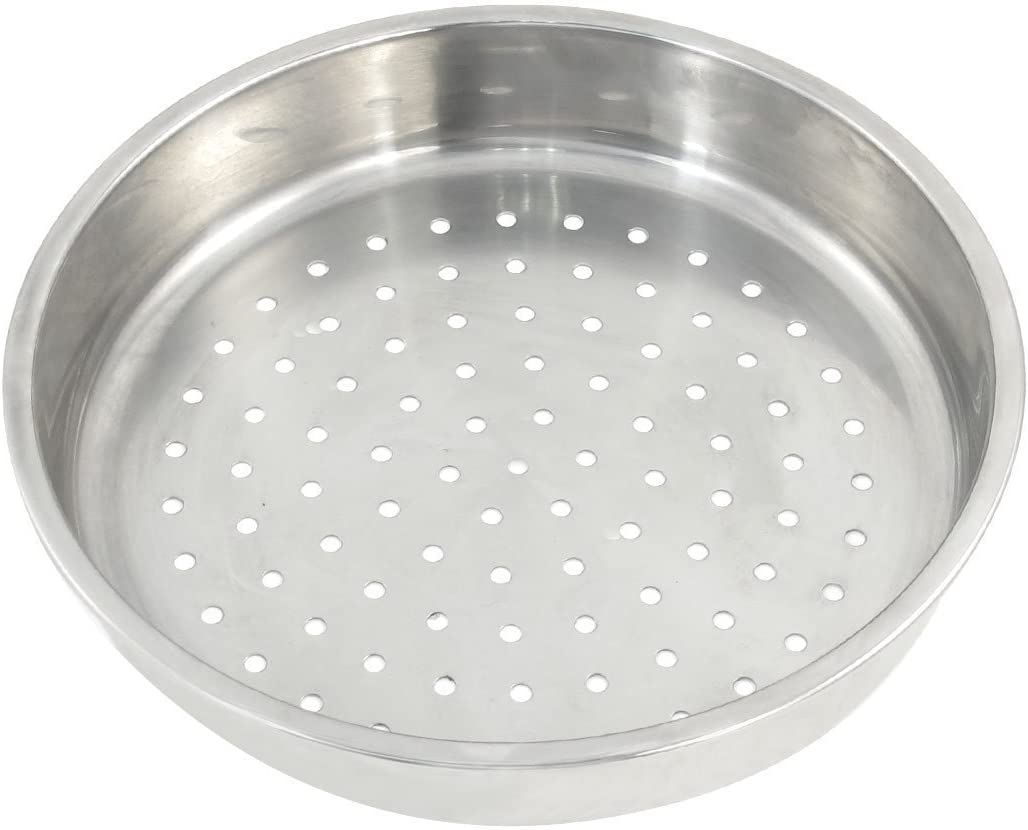 Outlet sale feature Funnytoday365 Gsfy-Round Fixed price for sale Stainless Steel Steamer Ra Food Cooking