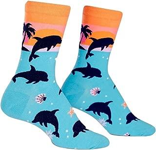 Happy Socks Femme Ras-du-Chaussettes-nineties