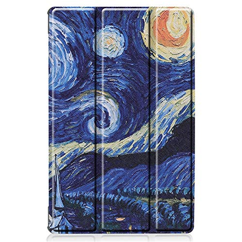 RZL PAD & TAB cases For Lenovo Tab M10 Plus TB-X606F TB-X605F TB-X605L TB-X505F Tablet Cover Case for Lenovo Fhd Plus M10 (Color : T8)