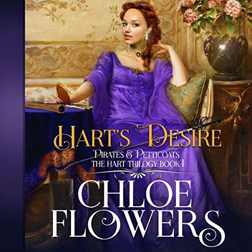 Hart's Desire audiobook cover art