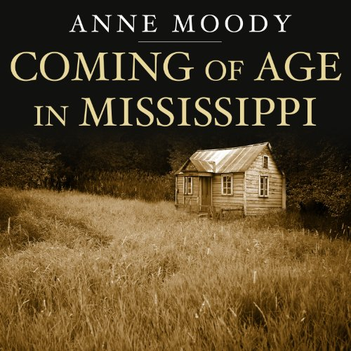 Coming of Age in Mississippi cover art