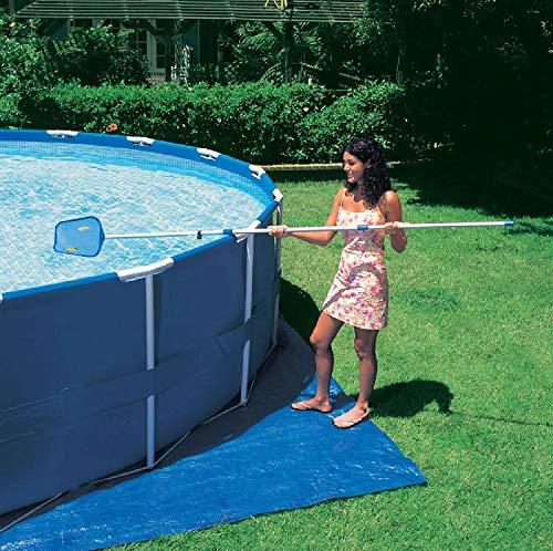 Intex Pool Pflege Reinigungsset Venturi Kescher Bodensauger