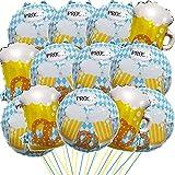 Oktoberfest Balloons Beer Festival German...